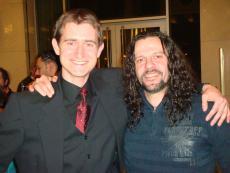 with Jose Leon